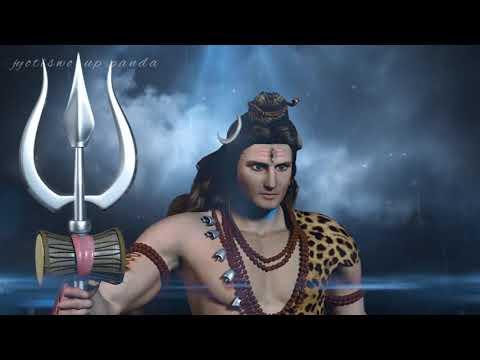 เพลงบูชาพระศิวะ อะกัม Agam Shiv Tandav Stotram พระพิฆเนศนครเถิน ลำปาง
