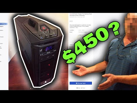 Dad Sells Me his Son s Gaming PC Not what I expected