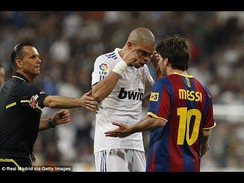 Xxx Mp4 When Lionel Messi Took A Revenge On Pepe ►HD 3gp Sex