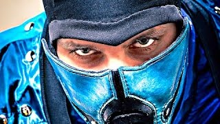 Mortal Kombat Movie 2016 - HD