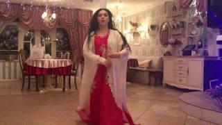Alla AZIZA Smyshlyaeva -Khaleegy dance 2017