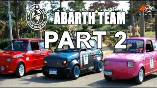 Alexandria Champions Episode 1  part 2/2 | ABARTH Team