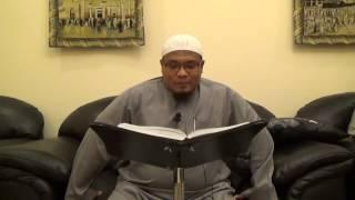 Tafsir Surah An-Nisa' Ayat 33-35, Ustaz Amir, Doha, Qatar, 17 March 2015