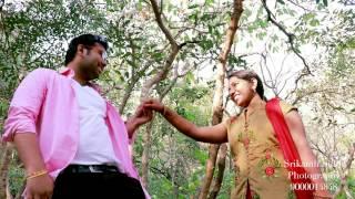 Nalo Nenu Song (  Bhavitha + Santhosh ) Post Wedding Teazeer
