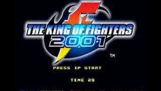 The King of Fighters 2001 - PSP