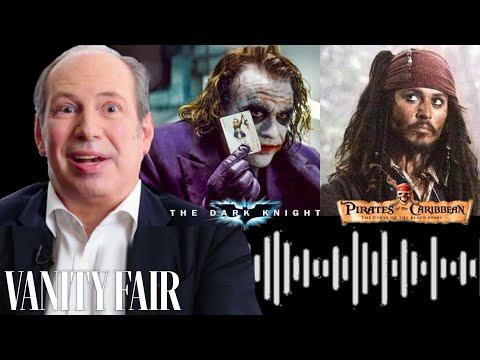 Hans Zimmer Breaks Down His Legendary Career From Rain Man to Inception Vanity Fair