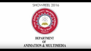 BIT NOIDA ANIMATION AND MULTIMEDIA DEPT STUDENTS' WORK SHOWREEL 2016