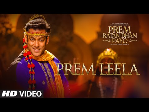 Xxx Mp4 Salman Khan Prem Leela Video Song Prem Ratan Dhan Payo Sonam Kapoor T Series 3gp Sex