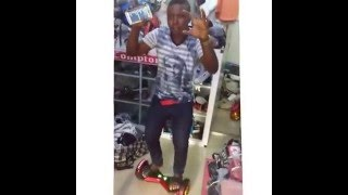 OMG!!! This guy's Beautiful skill on Shatta wale music will freak you
