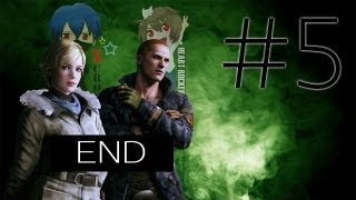 Resident Evil 6: Sherry - Chapter 5 [END]