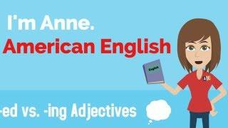 Fixing Common Errors: -ed versus -ing adjectives
