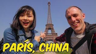 El París de China: ¿Por qué?