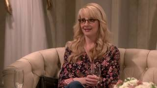 Amy finds her wedding dress- The Big Bang Theory 11X22 HD