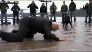 Damage (Starring STONE COLD STEVE AUSTIN) Fight Scene from the movie 2/6