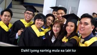 Graduation AVP - Batch 2014-2015 Term 1 Salamat by Yeng Constantino