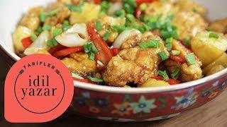 Tatlı Ekşi Soslu Tavuk Tarifi | Çin Yemekleri ve Sos Nasıl Yapılır? | İdil Yazar ile Yemek Tarifleri