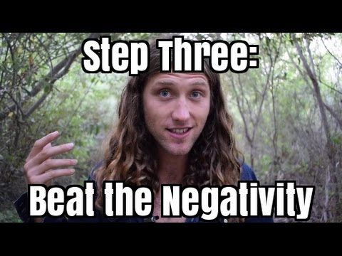 How to beat negativity every time