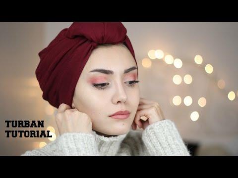 PRATİK ŞAL BAĞLAMA #2 || Easy Turban Style HijabTutorial
