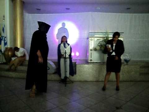 Peça Juízo Final Igreja Nova Geração