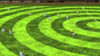 FIFA 13 iPhone/iPad - fc bourges vs. W. Łódź
