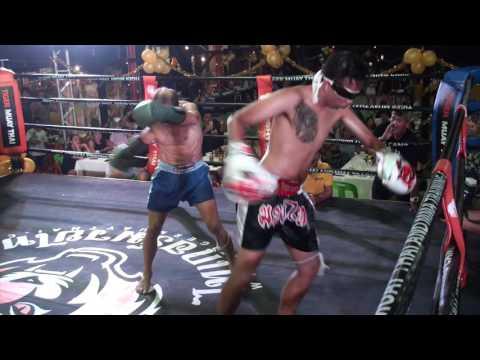 Blindfold Match BBQ Beatdown 100