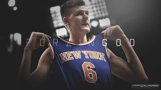 NBA - Kristaps Porzingis Mix -