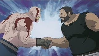 FMA: Brotherhood | Armstrong & Curtis vs Sloth 720p English