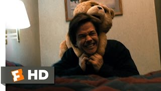 Ted (9/10) Movie CLIP - The Fight (2012) HD
