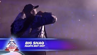 Big Shaq - 'Mans Not Hot' - (Live At Capital's Jingle Bell Ball 2017)