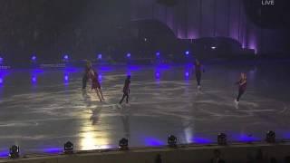 Yuna Kim - Run Devil Run (SNSD) @ Festa On Ice Apr18.2010 Live 720p HD