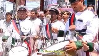PPP Song Phir Se PP Ka Dor Aya(Welcome Bilawal 30 May 2016)