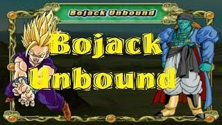 Dragonball Z Budokai Tenkaichi 2 - Story Mode - Bojack Unbound