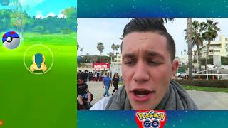 AGAIN? WILD TYPHLOSION, DRAGONITE  & MORE IN POKEMON GO! THIS HUNT WAS CRAZY! Gen 2 Pokemon Go Hunt!
