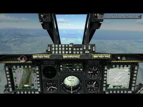 DCS A-10C Training #8 AN/AAQ-28 LITENING-II