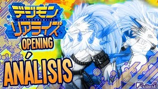 Digimon ReArise Opening Análisis