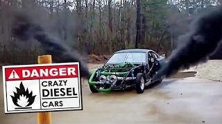 👑 Crazy DIESEL Cars!