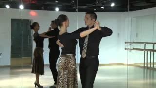 آموزش رقص دو نفره - قسمت سوم