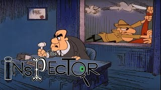 Le Escape Goat | Pink Panther Cartoons | The Inspector
