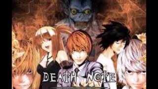 Death Note AMV Blank Page - NateWantsToBattle