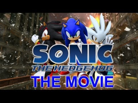Sonic The Hedgehog 2006 The Movie Full Movie