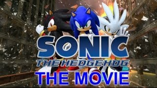Sonic The Hedgehog (2006) - THE MOVIE - Full Movie (ALL CUTSCENES)