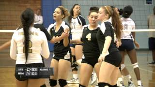 Game of the Week High School Volleyball Irving vs Nimitz 9 15 15