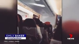 Pilot asks passengers to pray after mid-flight scare