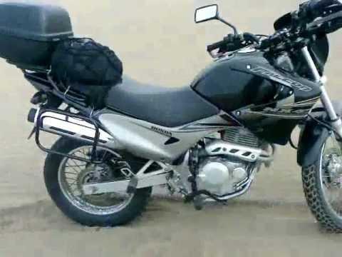 Honda Falcon Nx 400 Viaje