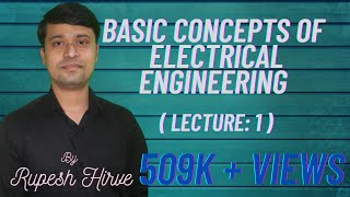 lecture 1 Basic Concepts of Electrical Engineering.