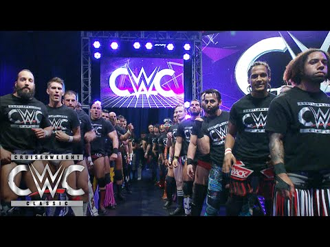 Meet the competitors of the WWE Cruiserweight Classic