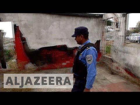 Xxx Mp4 Honduras Gang Violence Uproots Thousands 3gp Sex
