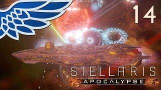 STELLARIS APOCALYPSE 2.0 | FLEET FUN PART 14 - Let
