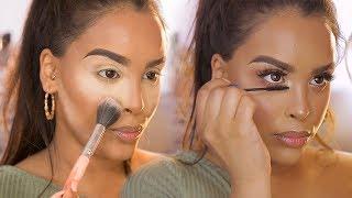 BROWN GIRL/ DARK SKIN MAKEUP HACKS TIPS & TRICKS  NikkisSecretx