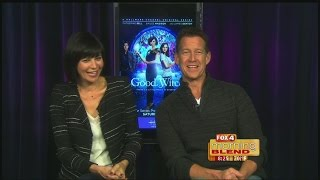 Catherine Bell & James Denton/Good Witch 03/02/2015